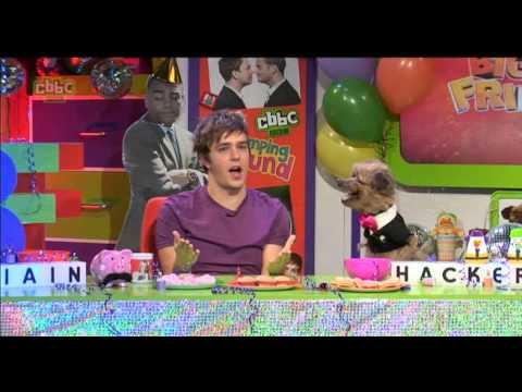 Iain's Last Day In The CBBC Office - 1st February 2013