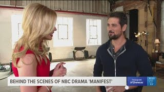 "Behind the scenes of NBC drama ""Manifest"""