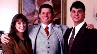 McMahon Family | Rare Family Photos of Vince, Shane, Triple H & Stephanie McMahon