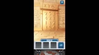 Прохождения игры 100 дверей 2014