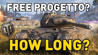 "PROGETTO 46 FOR ""FREE""... HOW LONG WILL IT TAKE?"