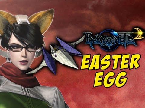MAX REACTS: Amazing Bayonetta 2 Starfox Easter Egg