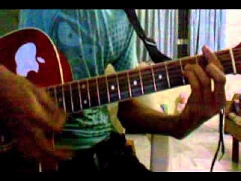 Mere sapno ki rani guitar chord