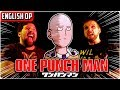 One Punch Man ENGLISH OPENING (The Hero) Cover || RichaadEB & Caleb Hyles