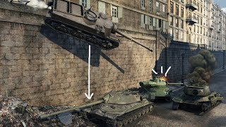 World of Tanks Epic Wins and Fails Ep72