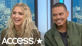 Ashlee Simpson Ross Gushes Over Jessica Simpson & Newborn Baby Birdie: 'Her Ankles Are Good!'