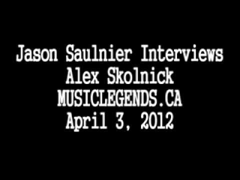 Alex Skolnick Interview | Testament