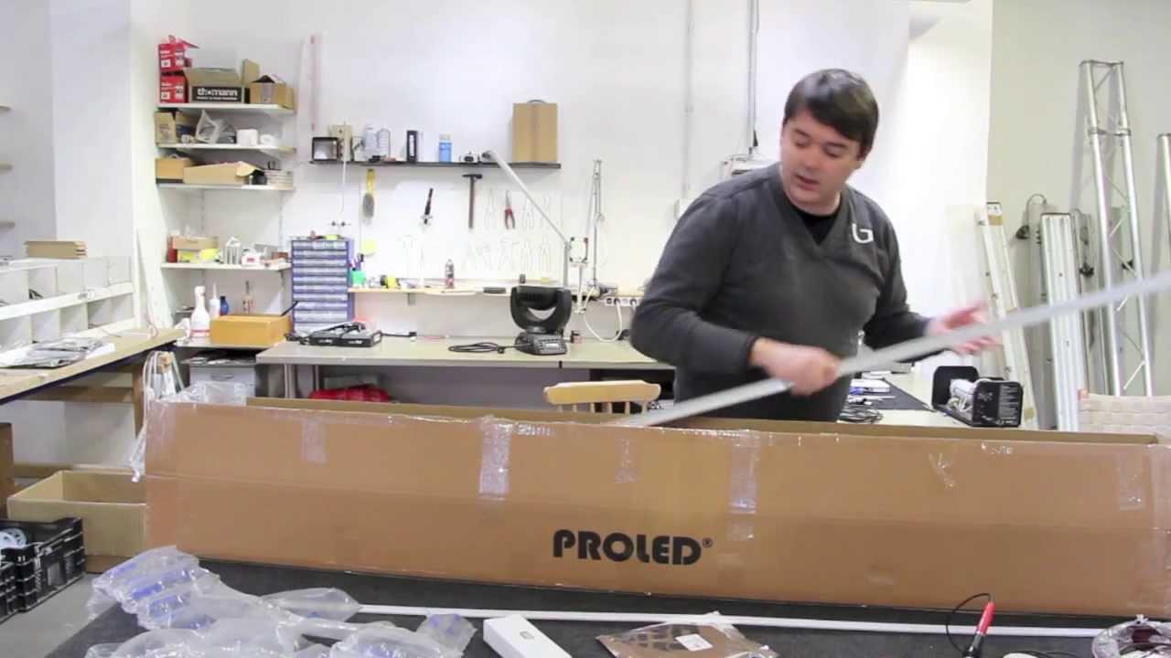 Come collegare montare e saldare una striscia led for Specchio bagno profilo alluminio