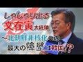【米韓会談】しゃしゃり出る文在寅大統領~北朝鮮非核化�