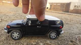 Car Play Video for Children by Maan's Toys | Various Toy Cars FJ Cruiser