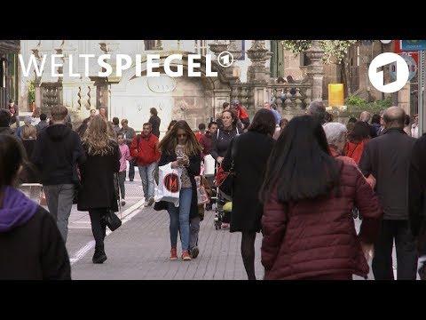 Spanien: Pontevedra - ein Paradies für Fußgänger   Weltspiegel