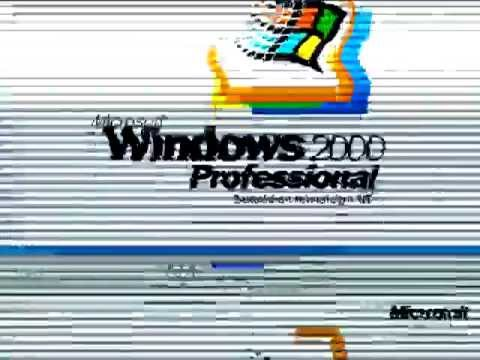 Windows 2000 has an EXTENDED Sparta Remix By AndresChoqueLopez...