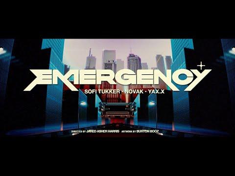SOFI TUKKER & Novak & YAX.X - Emergency (Official Video) [Ultra Music]