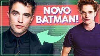 ATORES REJEITADOS PELOS FÃS! POLÊMICA: Robert Pattinson é o novo BATMAN | Alice Aquino