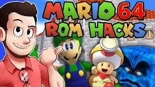 Super Mario 64 ROM Hacks - AntDude