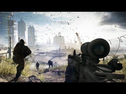 Bf4 17 Minutos de gameplayes