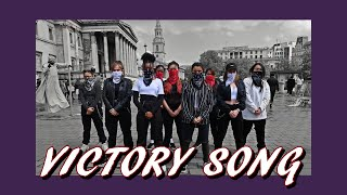[AZIZA] K-POP IN PUBLIC | STRAY KIDS (스트레이 키즈) - VICTORY SONG (승전가) dance cover