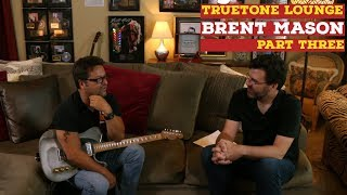 Brent Mason | Truetone Lounge | Part 3 (Gear Rundown)