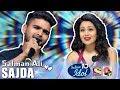 Sajda - Salman Ali - Indian Idol 10 - Neha Kakkar - Sony TV - 2018
