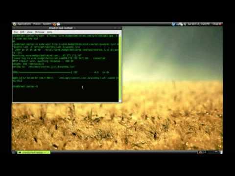 How to Run Windows Program In Linux (Ubuntu Jaunty 9.04)