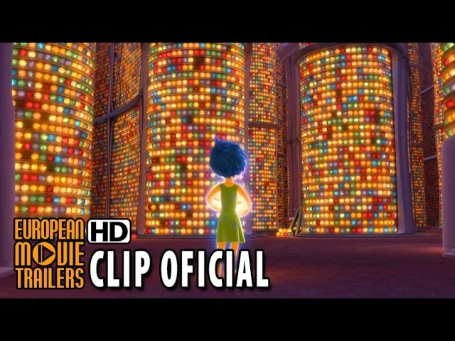 Del Revés - Inside Out Clip 'La memoria a largo plazo' (2015) - Disney HD