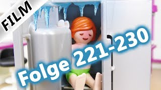 Playmobil Film Deutsch | Folge 221-230 | Kinderserie Familie Vogel | Compilation