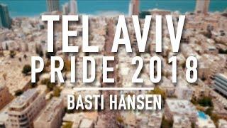 """TEL AVIV PRIDE 2018 - AFTERMOVIE (feat. Netta """"TOY"""", Noa Kirel, Moti Taka) x Basti Hansen"""