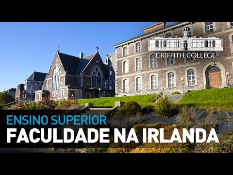 Faculdade na Irlanda com a Griffith College - E-Dublin TV