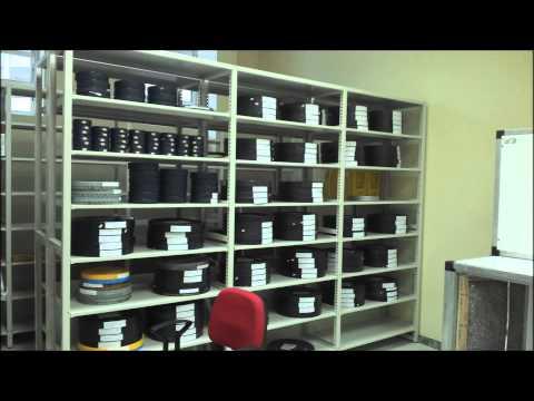 Conservação e Preservação de documentos.