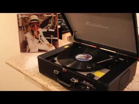 Crosley Spinnerette Turntable Review Modern Record Play