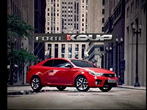 2010 Kia Forte Koup Movie Video