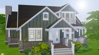 FAMILY DREAM HOME // The Sims 4: Speed Build