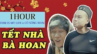 [Lyric] Tết Nhà Bà Hoan 1 Hour | Vanh Leg | Nhạc Lyric 1h hay nhất