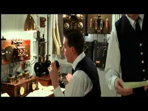 Titanic Deleted Scene: Shut Up! I Am Working Cape Race. video