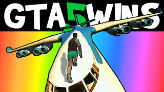 GTA 5 WINS – EP. 11 (Stunts, Funny moments, Epic Win compilation online Grand Theft Auto V Gameplay)
