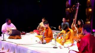 Kartigan and Ramanan Violin Arangetram - Vancha Thoruna