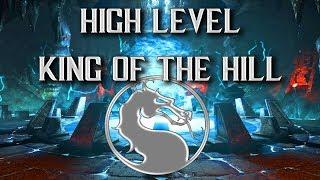 Mortal Kombat X: High LVL KOTH