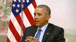 President Obama on possible repeal of Affordable Care Act