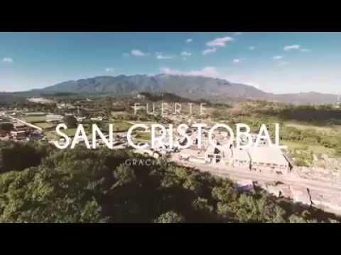 El fuerte de San Cristóbal, Gracias, Lempira, Honduras.