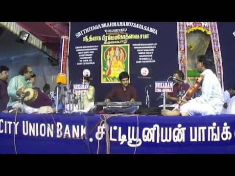 Endha Muddo in Bindumalini at Thiruvaiyaru by Sathya and Team on 08th January 2015