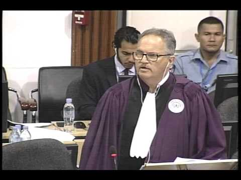 Evidentiary Hearing in Case 002/02, June 15, 2015- Part 1 (Khmer)