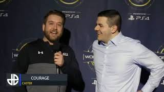 "Jack ""Courage"" Dunlop Interview at MLG CWL Dallas Open 2017"