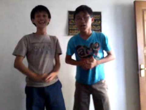 TwiBoyz Cimahi - Dualaslima (Sundanese Pop)