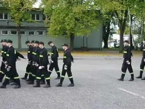 Centralna Szkoła Państwowej Straży Pożarnej W Częstochowie