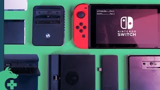 The Problem with EVERY 3rd Party Nintendo Switch Dock