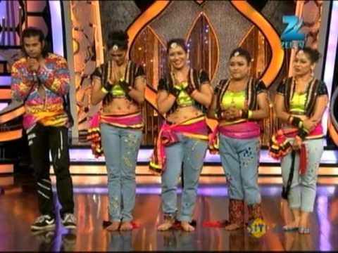 Did Super Moms Episode 8 - June 23, 2013 - Siddhesh Ke Stunners video