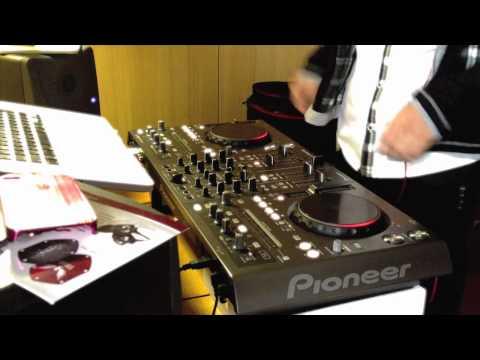 DJ K3N MIX ON DDJ-T1 PIONEER