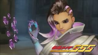 What If Overwatch Characters Had Theme Songs Tokusatsu Version Part 1