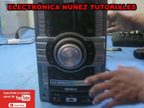 repair sony genezi que apaga aun desconectado el pin PROTECT ( solucion)