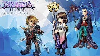 Dissidia Final Fantasy: Opera Omnia TEAM SPOTLIGHT 7: TIDUS, YUNA, SEYMOUR